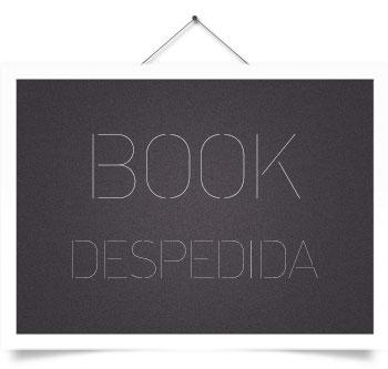Información y tarifas del Book Despedida