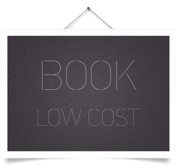 lowcostInformación y tarifas del Book Low Cost