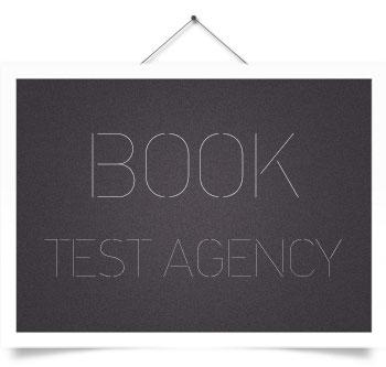 Información y tarifas del Book Test Agency